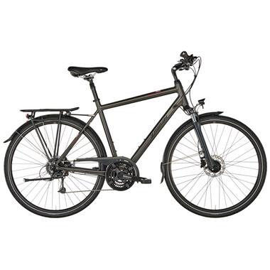 Vélo de Voyage DIAMANT UBARI DELUXE DIAMANT Noir/Orange 2020